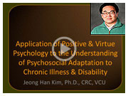 Video: Virtue & Psychosocial Adaptability in Disability