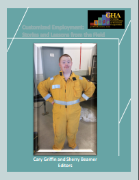 Customized Employment: Stories and Lessons from the Field