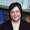 Photo of Wendy Strobel, M.S., Director of the Northeast ADA Center