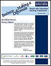Business Making a Difference Newsletter