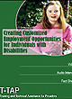 Creating Customized Employment Opportunities for Individuals with Disabilities