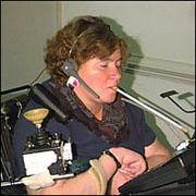 mary on the job