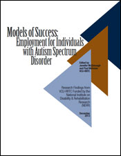 Models of Success: Employment for Individuals with Autism Spectrum Disorder